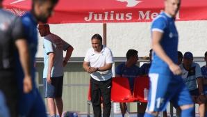 Треньорът на Левски настоява за привличането на португалеца Жуниор