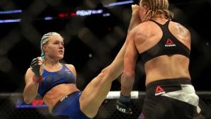 Секси дупе номер 1 в UFC с нов впечтляващ успех