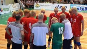 България срещу Турция на полуфинал на Балканиадата в Стара Загора