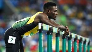 Маклауд уверен, че ще подобри световния рекорд на 110 м/пр преди СП