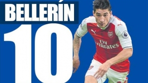 Белерин има 10 дни, за да реши дали иска в Барселона