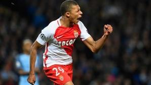 Треньорът на Монако се надява Мбапе да остане