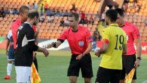 Български съдия показа 6 жълти картона в мач от ШЛ