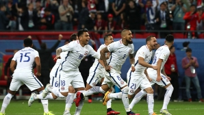 Късметът изостави Португалия чак при дузпите, Чили е на финал (видео)