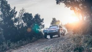 Максимална атака за Peugeot с лансирането на 3008DKR MAXI