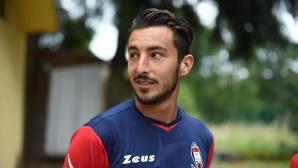 Съотборник на Сашо Тонев може да заиграе при Попето