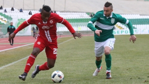 """Червените"" представят тима срещу Берое"