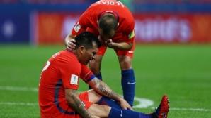 Марсело Диас през сълзи: Това е най-голямата грешка, която съм правил
