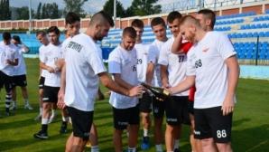 Ради Кирилов тренира със Септември (Симитли)