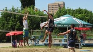 Beach Volley Mania се завръща в Козлодуй с рекорден брой участници