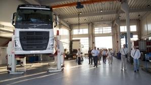 С над 2 млн. лева инвестиция Волво откри собствен сервизен център в Бургас