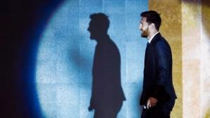Меси стана първият в историята със седмична заплата над 1 млн. евро