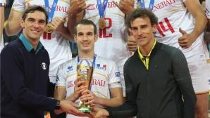 Бенжамен Тонюти: Бразилия е най-добрият отбор в света, но просто ги бихме