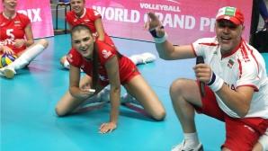 Нася Димитрова: Трябваше да имаме по-голяма концентрация