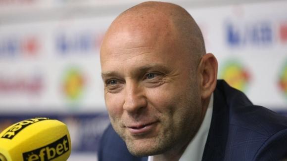 Тити се завръща, пак ще води Левски 2014