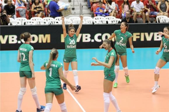 България с първа победа в Пуерто Рико