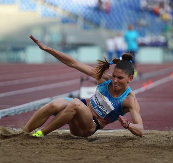 Петрова отново премина 14-те метра за пето място на Диамантената лига в Рабат