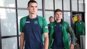 Юношеските национали се прибраха в България (видео+галерия)