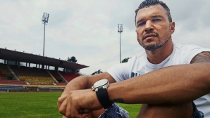 Божинов: Целта ми е да се завърна в националния отбор на България