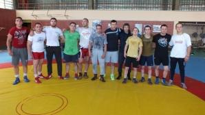 Осем български борци готови за медали на Олимпиадата за глухи в Турция