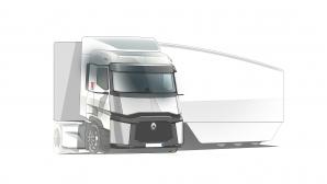 13% по-нисък разход на гориво с новия концептуален камион на Renault Trucks - Falcon