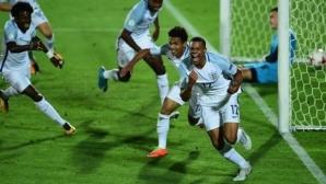 Англия е на финал след гол с пета в 93-ата минута