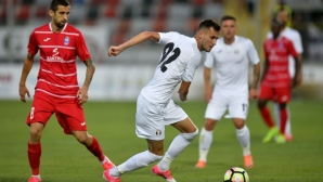 Тигъра допусна гол, но Астра записа победа в Лига Европа