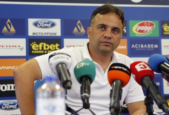 Треньорът на Левски работил като сервитьор в ЮАР (видео)