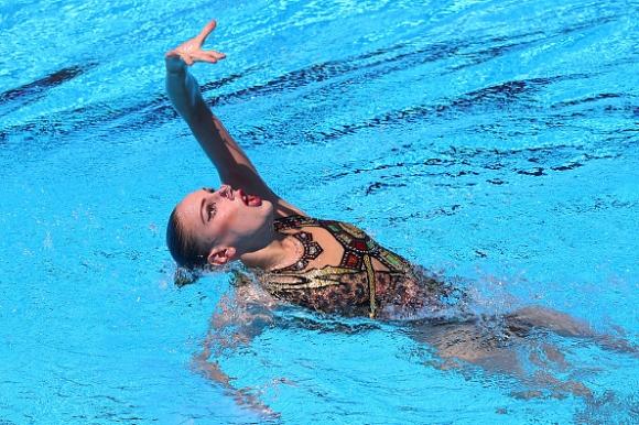 Колесниченко с трета титла в синхронното плуване на световното в Будапеща