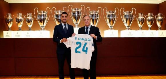 Себайос: Нямаше как да откажа на Реал Мадрид