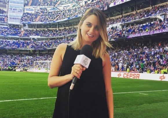 Литовска красавица от Реал ТВ разкри възхищението си от Роналдо и досадата от Гризман