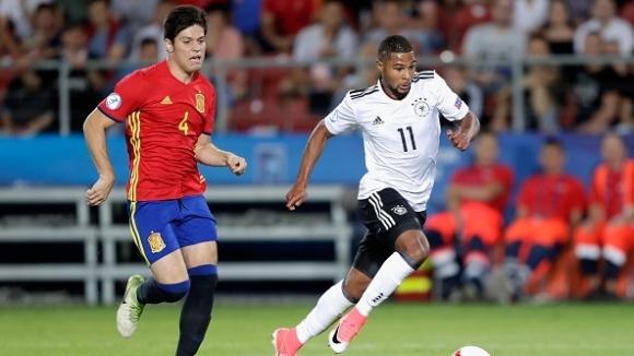 Младежки национал на Испания ще играе в Бундеслигата