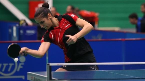 Мария Йовкова стигна европейски полуфинал на двойки в Португалия