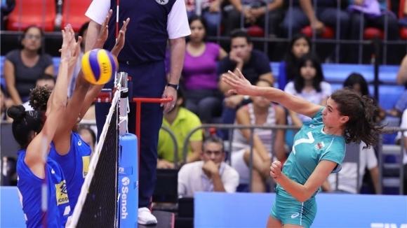 България ще играе за 7-о място на Световното за девойки
