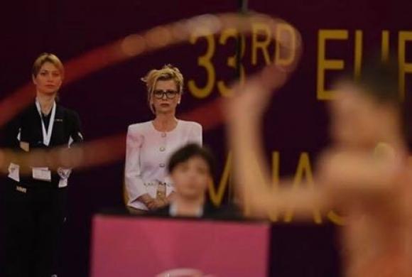 Илиана Раева коментира българските гимнастички на Световните игри във Вроцлав