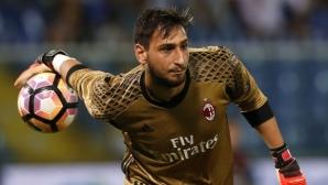 Шеф на Милан: Донарума беше невъзможна мисия