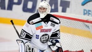 Роден в България хокеист подписа с Ню Йорк Рейнджърс