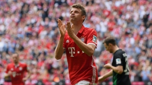 """""""Билд"""": Ливърпул, Арсенал и Челси влизат в битката за Томас Мюлер"""