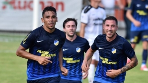 Живко Миланов и АПОЕЛ напред след нова минимална победа