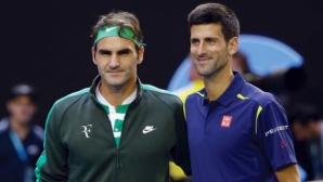 Джокович отказал поканата на Федерер за Laver Cup
