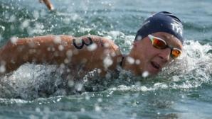 Франция със световна титла в смесената отборна надпревара на 5 км в открити води