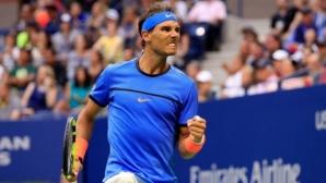 US Open ще се проведе с 99 от топ 100 при мъжете