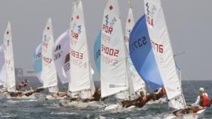 Състезатели от 45 държави са записани за участие в европейското първенство по ветроходство
