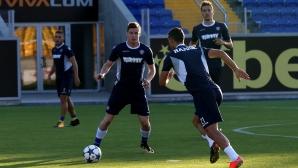"Час и 15 минути преди началото на мача: Хайдук (Сплит) все още не е пристигнал на ""Герена"""