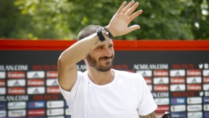 Бонучи: За мен Милан е Барези, Костакурта, Малдини…