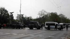 МВР за екшъна: 20 маскирани хулигани атакували клиенти на заведение