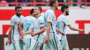 УЕФА размени домакинствата на Бней Йехуда и Зенит в ЛЕ