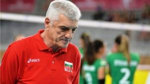Иван Сеферинов: Ако продължаваме да правим такива грешки, няма да спечелим и утре