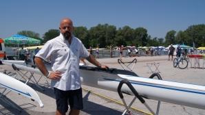 Гребната флотилия в Пловдив има лодки за близо 5 милиона евро