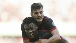 Новият Милан загря за Европа с впечатляващото 4:0 над Байерн (видео)